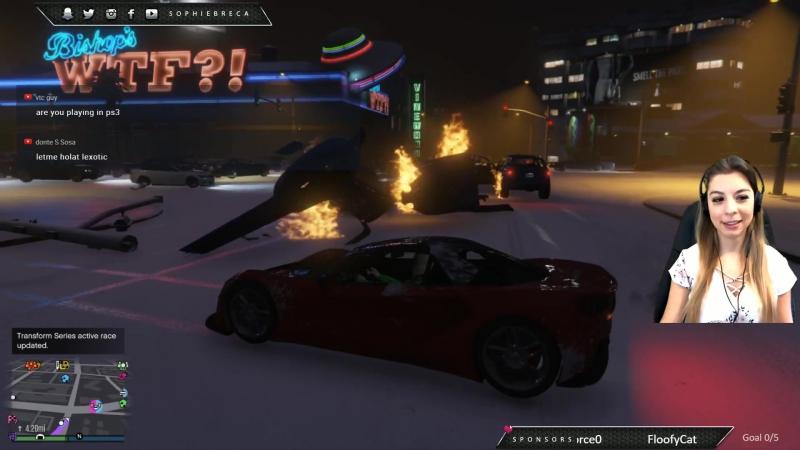 ► Grand Theft Auto V Online ◄ 75 - GTA V PC Gameplay ¦ Sophie Breca LIVE_0001