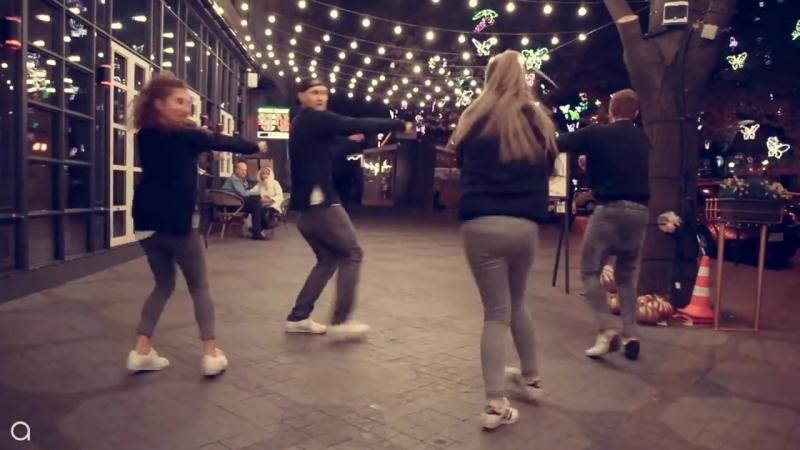 Despacito Luis Fonsi ft Daddy Yankee @oleganikeev choreography ANY DANCE