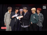 171204 BTS Get Ready For Their Bonus Most Requested Live @ Ask Anything Chat