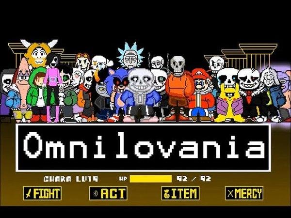 Omnilovania Animated Remake (Undertale Sans AU)