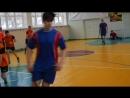 Соревнования по флорболу в 33 школе г. Ставрополя