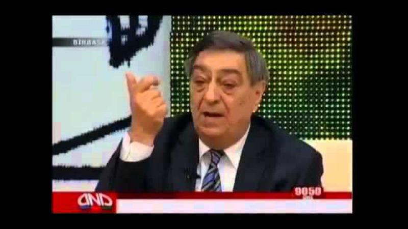 Reshid Mahmudov heqiqeti danishdi Gune baxan