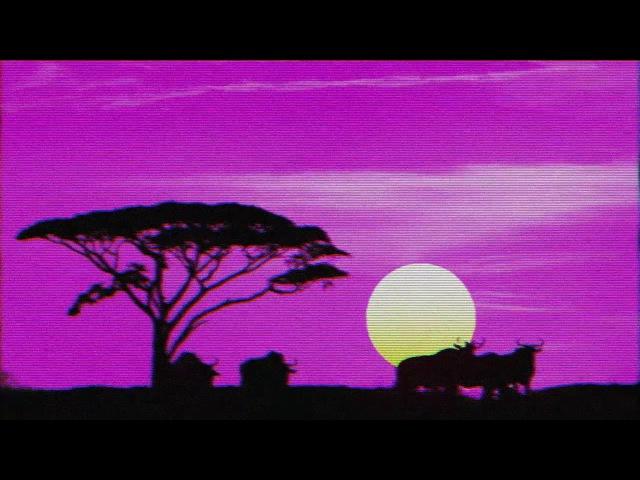 Africa - Vaporwave