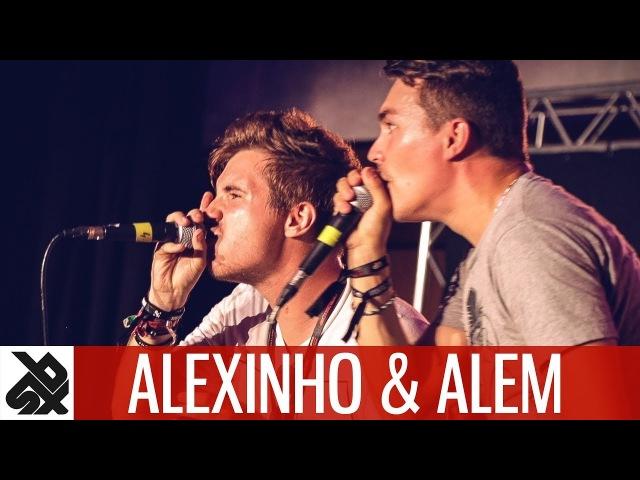 ALEXINHO ALEM | Fantasy Jam | World Beatbox Camp