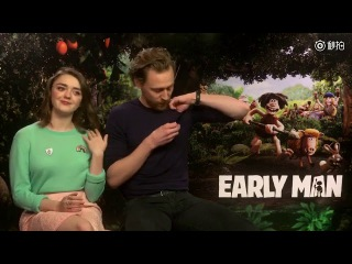 MAISIE Y TOM RESPONDEN EL TEST DE BLUE PETER