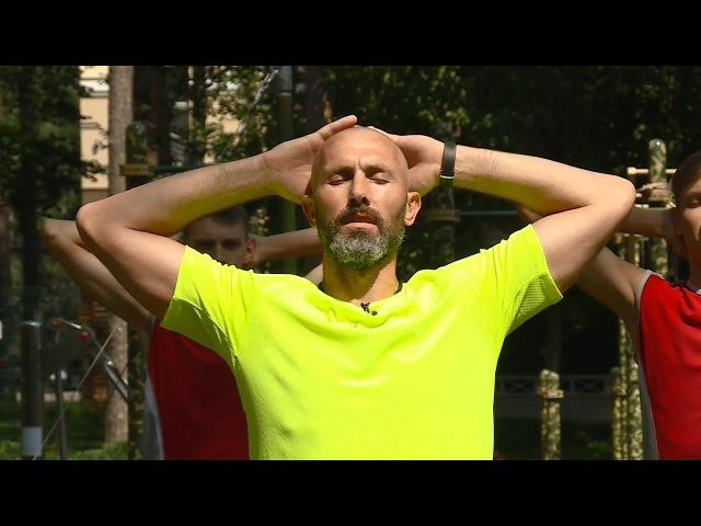 10 минут здоровья с Сергеем Тетюхиным