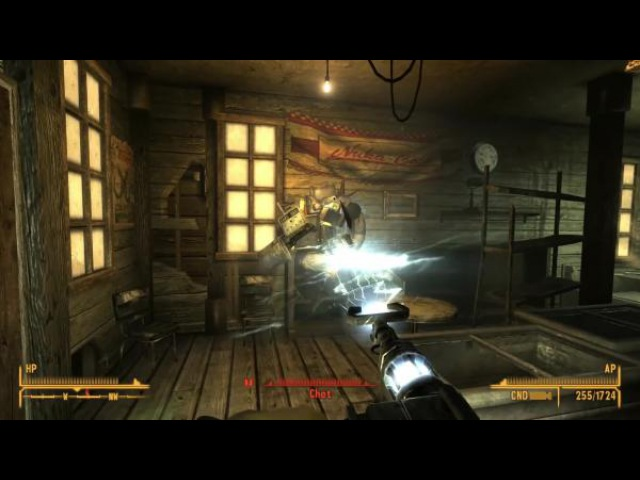 Fallout: New Vegas - Gravity Gun