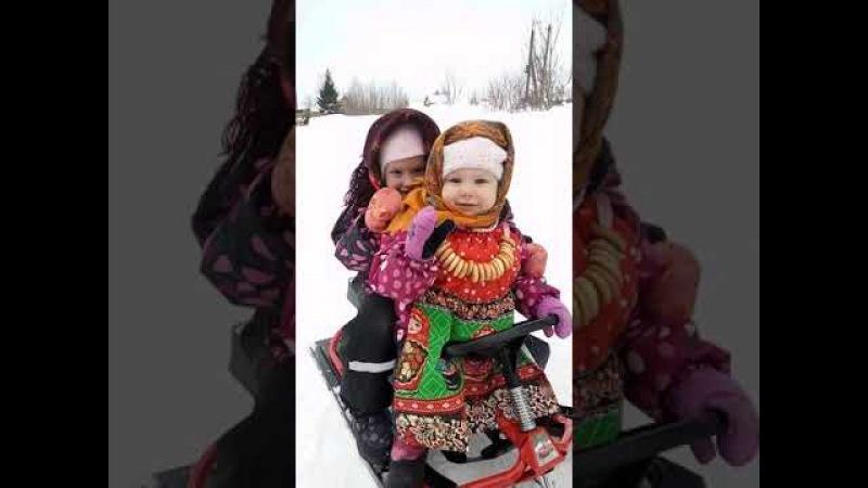 Версавия и Авелюшка Русские красавицы