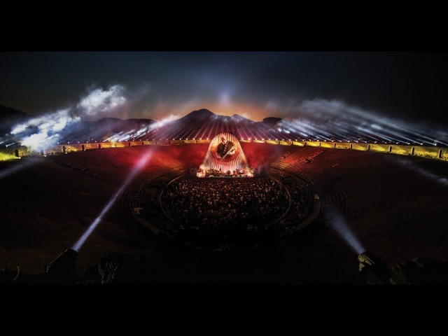 David Gilmour - Comfortably Numb (Live At Pompeii) [HD1080]