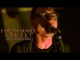 Haze of Summer - August (Live CDM STUDIO Rehersal Session, 24.12.2017)