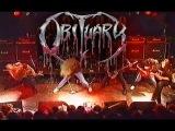 Obituary Live Cause Of Death Tour 1990