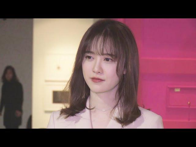 단편영화 들고 온 구혜선…아플 때 글 썼다 / 연합뉴스TV (YonhapnewsTV)