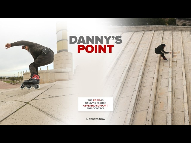 Danny's Point: Roll Out on the RB 110 3WD