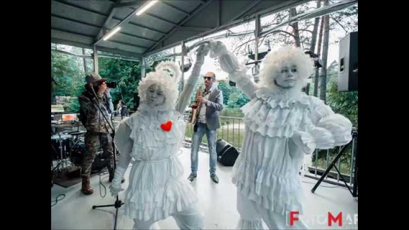 Саксофонист - Андрей Mr.Sax Игонин Выступление на свадьбе! Ресторан Вкус Граната