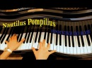 Наутилус Помпилиус - Прогулки по воде (скрипка пианино кавер)