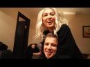 ОЛЕГ МАЙАМИ и ИВЛЕЕВА НАСТЯ Backstage клипа / НОВЫЙ ПЕРСОНАЖ!