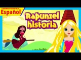 Rapunzel historia completa en Espanol - cuentos de dormir