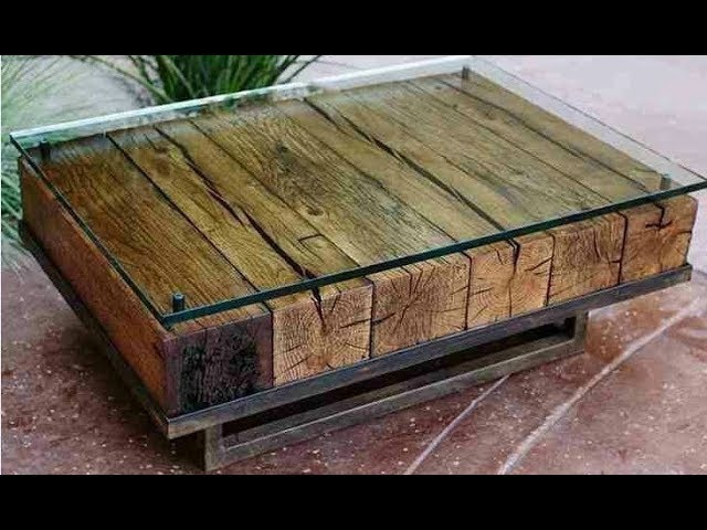 🔴 Furniture Made Of Old Wood. 🚩 What to Make out Of Old Boards, Pallets and Barrels?