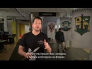 Open Test trailer