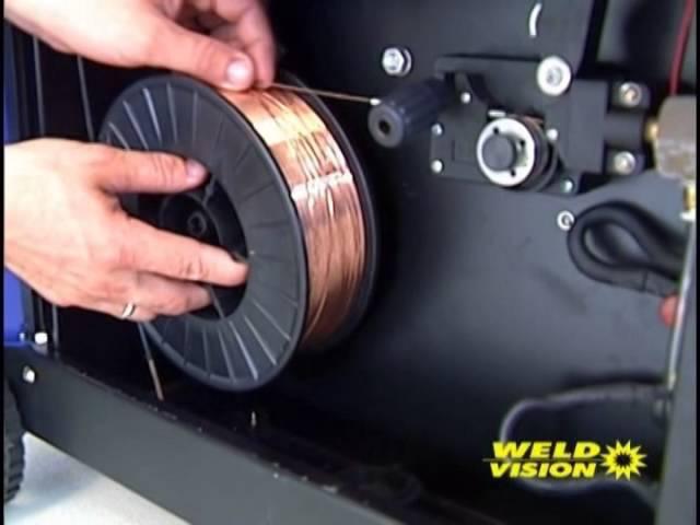Máquina de Solda MIG MARS 205 - WELD VISION
