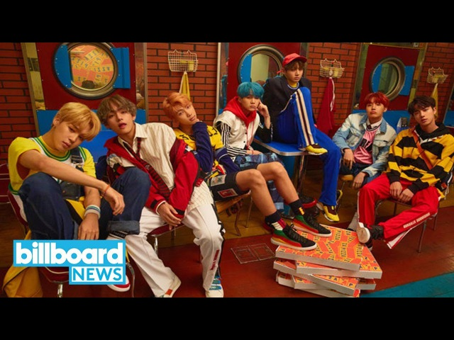 BTS to Perform 'DNA' at First American Awards Show American Music Awards | Billboard News