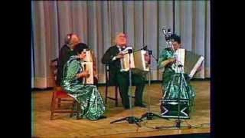 Квартет баяністів Е. Гріг з сюїти Пер Гюнт - Ранок E.Grieg Peer Gynt - Morning