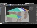 Моделирование черепицы в 3ds max с помощью AvizStudioTools
