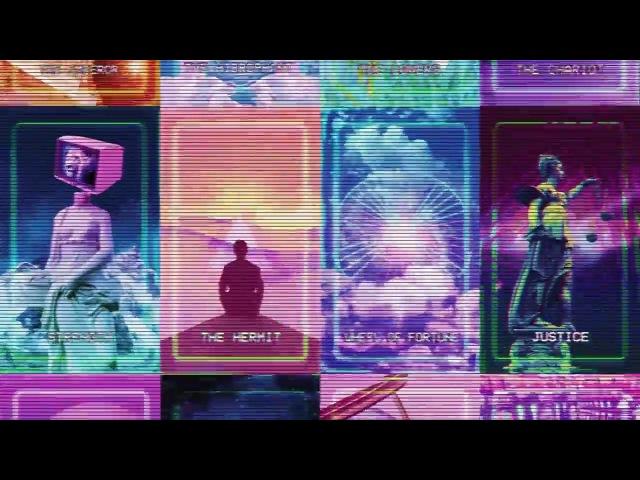 Tarotwave Kickstarter Video - A Vaporwave Tarot Deck