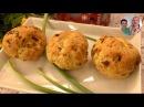 Закусочные Пирожные с Овощами и сыром Филадельфия! Супер Закуска!