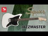 FENDER SQUIER AFFINITY JAZZMASTER HH - новая доступная электрогитара в винтажном стиле