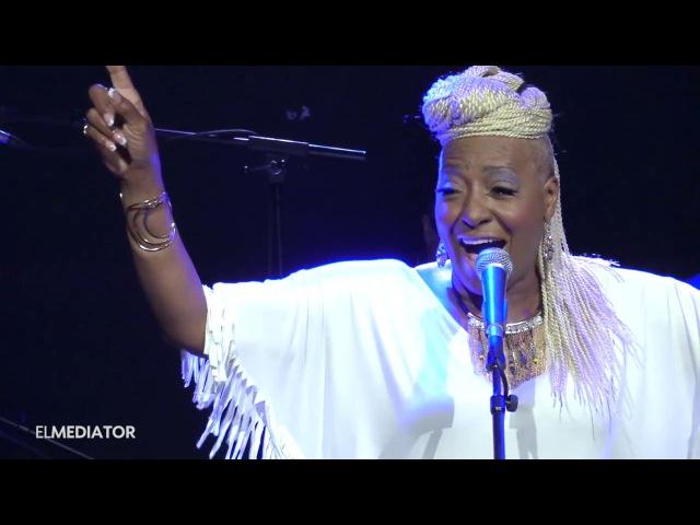 Martha High The Soul Cookers feat Kinda horns concert Elmediator Perpignan 2017