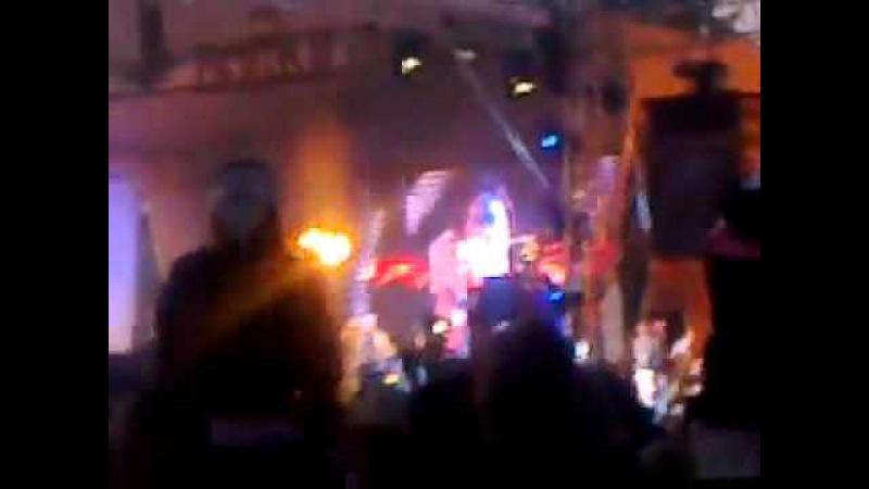 Ария - Крещение Огнём (30.06.2012, Павлово)
