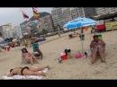 Сексуальные бразильянки на пляже Рио де Жанейро Самые большие граффити в мире