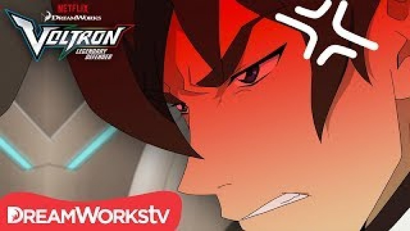 Keith: The Hothead of Team Voltron   DREAMWORKS VOLTRON LEGENDARY DEFENDER
