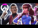 We are Number One but all lyrics replaced with Overwatch voice lines