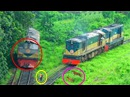 The MOST DANGEROUS and EXTREME RAILWAYS in the World 11