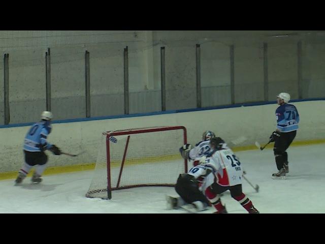 НХЛ ОМСК 2017-2018: ХК ВЕСТИ-АЛЮВИН база в пустые