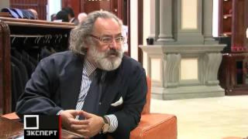 Риччи Стефано основатель бренда Stefano Ricci