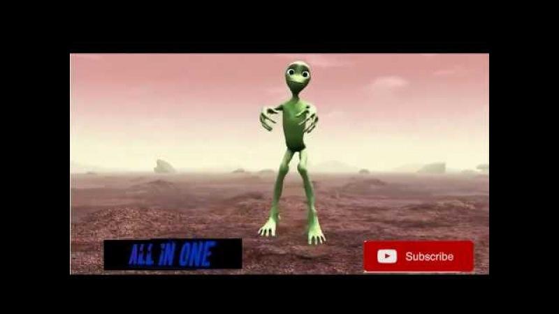 Alien Dance - Dame Tu cosito funny dance video 2018