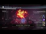 Destiny 2 Prestige Nightfall Zero Seconds Dawning Snowball Clutch #MOTW