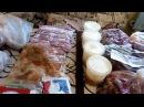 Заготовка еды на две недели Заморозка полуфабрикаты маринады