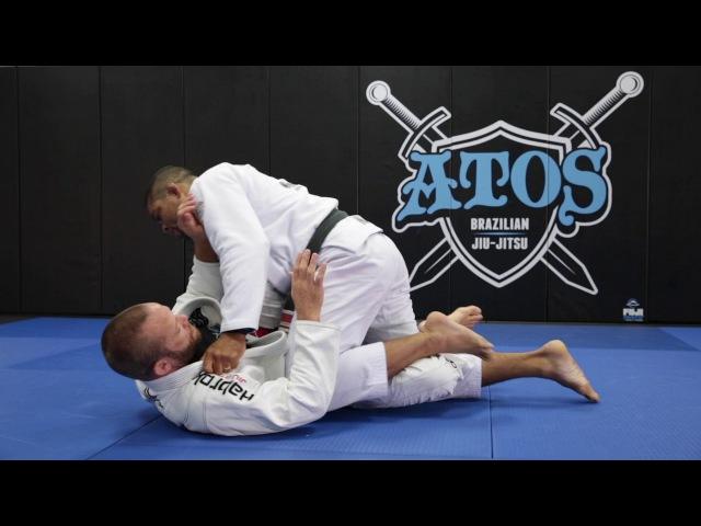 HALF GUARD PASSING SECRET! Atos Jiu Jitsu HQ Techniques