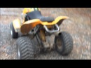 DS650 with r6 motor