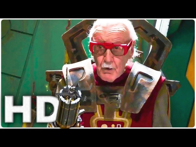 STAN LEE Every Stan Lee Cameo Ever (1989 - 2018)