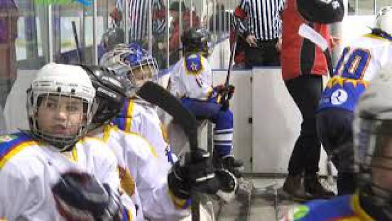 Конаковские юные хоккеисты устроили товарищеский матч