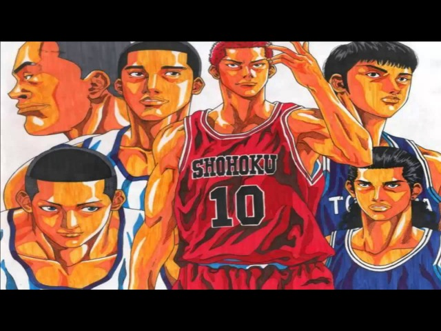 Slam Dunk All Openings and Endings
