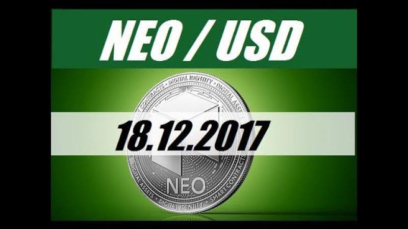 ПРОГНОЗ NEO/USD - 18.12.2107