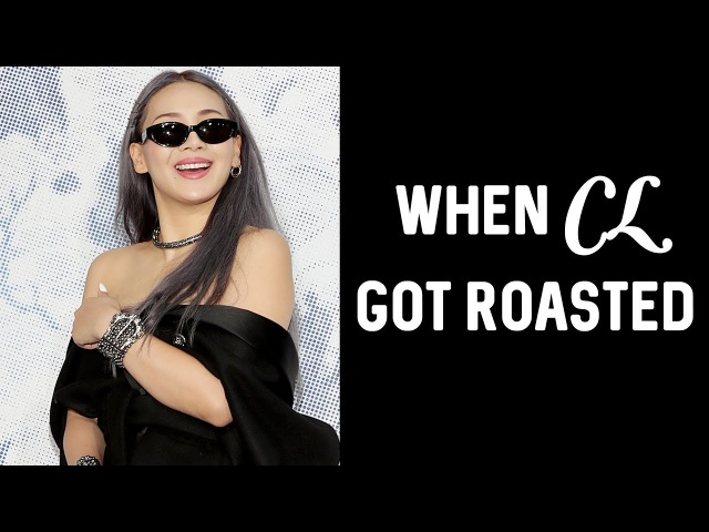 The story of CL 😭😭 | When our Chaerin get roasted 😅😅