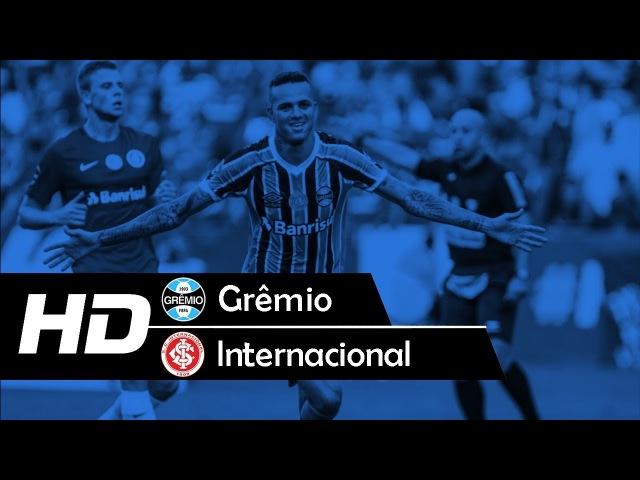 Grêmio 2 x 1 Internacional - Melhores Momentos [HD] - Campeonato Gaúcho 2018