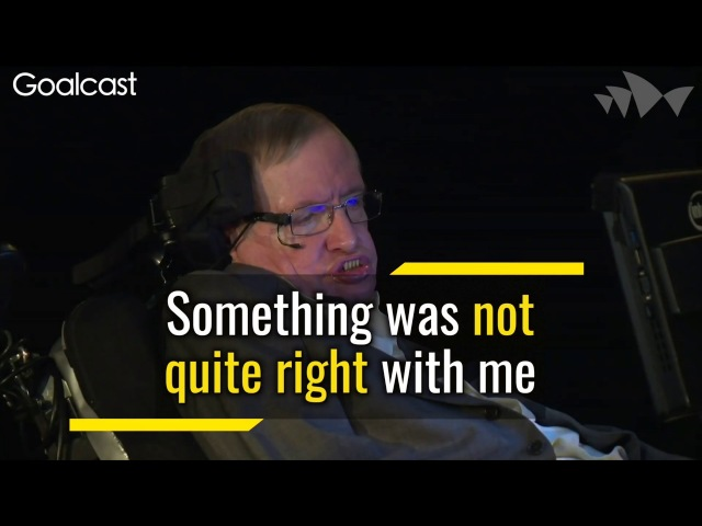 Stephen Hawking's Last Inspiring Message to Humanity